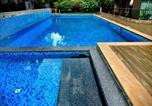 Location vacances Vagator - Pinkk Panther Luxury Service Apartment-2