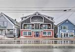 Location vacances Rockport - Lincolnville Studio with Ocean-view Balcony!-2