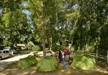 Camping avec Site nature Crux-la-Ville - Flower Camping Les Portes de Sancerre-3