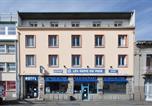 Hôtel Plougonvelin - Hôtel Les Gens De Mer Brest by Poppins-2