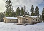Location vacances Columbia Falls - Columbia Falls Private Retreat with Pool Table!-1