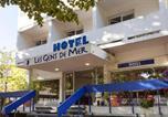 Hôtel La Rochelle - Hôtel Les Gens de Mer La Rochelle by Popinns-1
