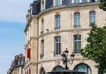 Hôtel Bordeaux - Cœur de City Hôtel Bordeaux Clémenceau by Happyculture