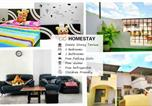 Location vacances Taiping - ❤Cc Homestay Ipoh❤Double storey terrace ★3-8pax★-1