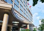 Hôtel Pékin - Citadines Beijing Ritan - Original Named as Mercure Hotel Beijing Chaoyangmen-1