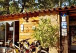 Camping Bord de mer de Provence Alpes Côtes d'Azur - Camping le Devançon-2