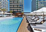 Hôtel Badalone - Hilton Diagonal Mar Barcelona-1