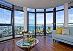 Location vacances Newquay - Horizons View Penthouse-4