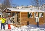 Camping avec Piscine couverte / chauffée Treffort - Capfun - Camping Caravaneige L'Oursière-2