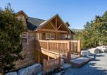 Location vacances Branson West - Mountain Haven Lodge Home-1