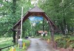 Camping avec Site nature Crux-la-Ville - Camping du Lac Pont à l'Age-1