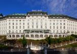 Hôtel Jáchymov - Hotel Radium Palace-1