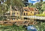 Hôtel Druyes-les-Belles-Fontaines - Le Moulin de Corneil-1