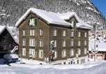 Hôtel Airolo - Chalet Hotel Krone-2