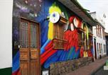 Hôtel Bogotá - Vivo Hostel-3