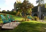 Hôtel 4 étoiles Sarlat-la-Canéda - Best Western Plus Hotel Divona Cahors-1