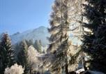 Hôtel Les Houches - Chambres d'hôtes - B&B - Chalet Mountain Vibes-2