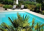 Hôtel Le Tignet - Villa Jacaranda Maison d'hôtes B&B-3