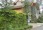 Camping Philippines - Forest Log Cabin at Camp John Hay-2