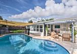 Location vacances Pompano Beach - Tropical Home with Outdoor Oasis 2 Mi to Beach-1