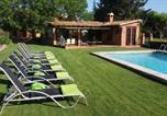 Location vacances Rubió - Villa El Mirador El nogal y El refugio,villa completa-1