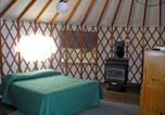 Villages vacances Oakhurst - Yosemite Lakes River Yurt 25-4
