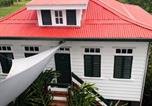 Location vacances  Suriname - Couleur Locale studio in monumentaal huis-2