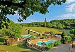 Camping avec Piscine La Chapelle-Aubareil - Camping Club Périgord Vacances-3