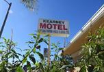 Hôtel Long Beach - Kearney Motel-3