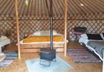 Location vacances Provins - Yourtes 6 personnes proche provins et disney-3