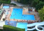 Camping avec Piscine Marcillac-Saint-Quentin - Camping Le Pigeonnier-2