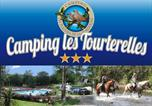 Camping Thiviers - Camping Les Tourterelles-1