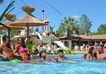 Camping avec Ambiance club Agde - Camping Spa Mer et Soleil-4