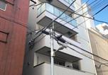 Location vacances Osaka - Kanetoya Inn-1