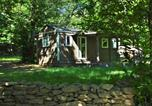 Camping avec Hébergements insolites Villefort - Camping La Châtaigneraie-3