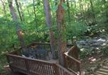 Location vacances Durham - Intown Creekside Retreat-4