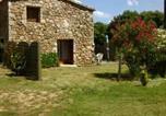 Location vacances Casaglione - Sarrola-Carcopino Gîte en Pierre-4