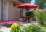 Location vacances Saint-Saud-Lacoussière - Holiday Home Domaine du Grand Roc 1-1