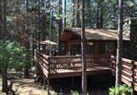 Location vacances Fish Camp - Papa Bear Cabin - 3br/3ba Home-1