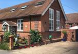 Hôtel Lavenham - St.Catherine`s Cottage, The Old School House-2
