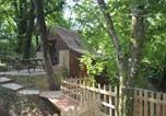 Location vacances Miers - House La cabane du causse du moulin-1