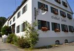 Hôtel Bobingen - Gasthof Zahler-1