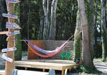 Camping avec Piscine Aubignan - Camping l'Art de Vivre-1