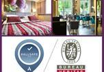 Hôtel 4 étoiles Meursault - Mercure Beaune Centre