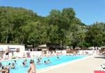 Camping avec Piscine Seyne - Camping  Au Vallon Rouge-3