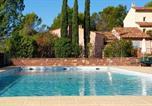 Location vacances Le Muy - Villa au golf de St-Endréol-2