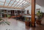 Hôtel Cuenca - Suites & Hotel El Quijote-3