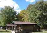 Villages vacances Wisconsin Dells - Fremont Jellystone Park Cabin 8-2