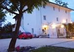Location vacances Ziano Piacentino - Studio in Gragnao with shared pool balcony and Wifi-4