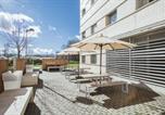Hôtel Pamplona - Residencia Universitaria Los Abedules-1